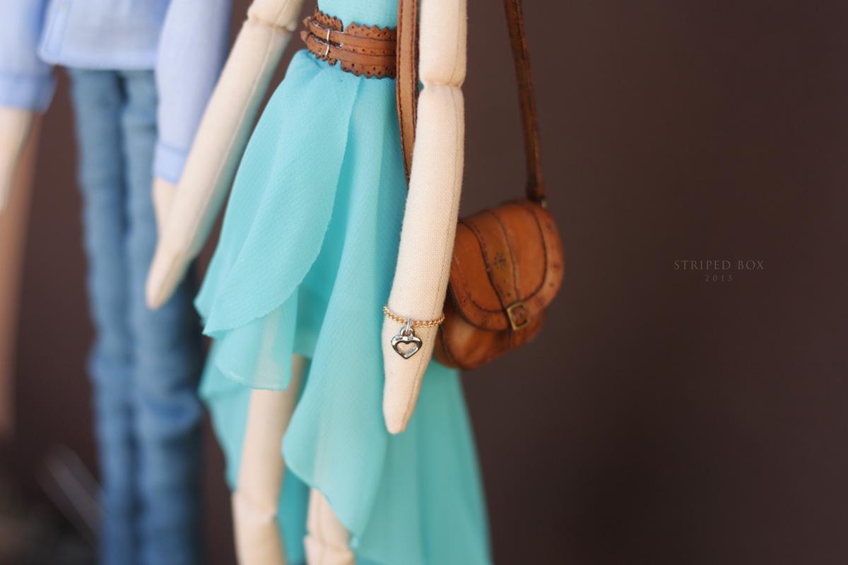Браслет для куклы