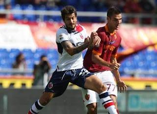 Hasil Video AS Roma vs Bologna 2-3 Liga Italia