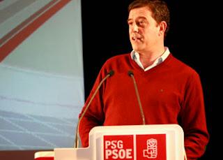 José Ramón Gómez Besteiro, Secretario General del PSdeG-PSOE
