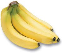 pisang,Buah Pencegah Penyakit Stroke,Buah Pencegah kolesterol tinggi,Buah Pencegah hipertensi,Buah Pencegah penyakit jantung