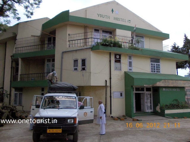 youth hostel , shillong