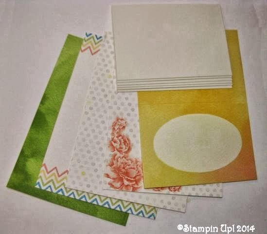 Watercolor Wonder Note Cards & Envelopes, set of 20, #133362.