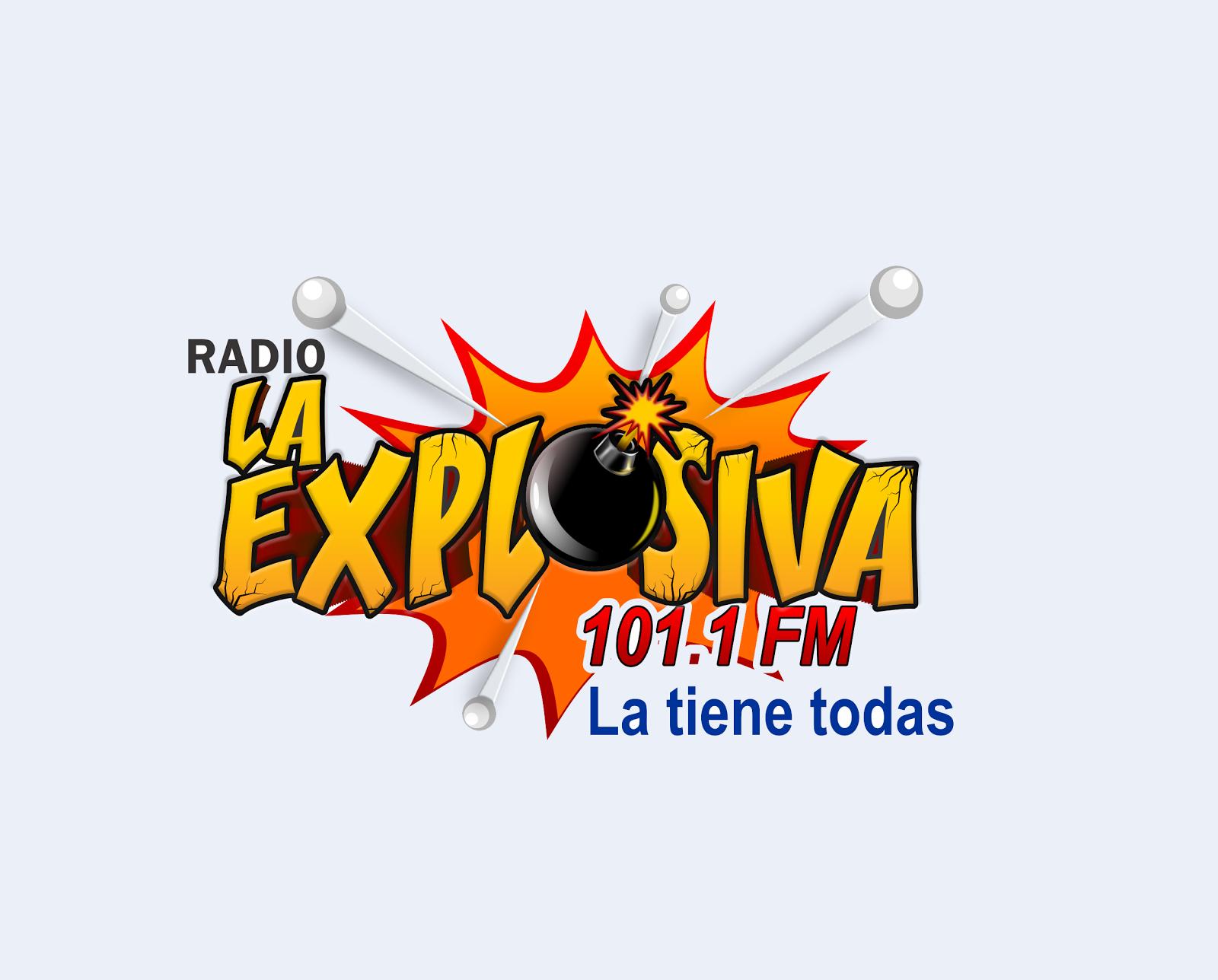 Radio La Explosiva 101.1Fm  EN VIVO