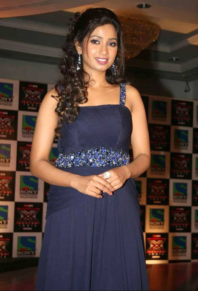 Shreya Ghoshal Hot  Sony TV Music Show X Factor Launch Party Stills hot photos