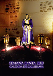 Cartel Semana Santa 2010, Calzada de Calatrava