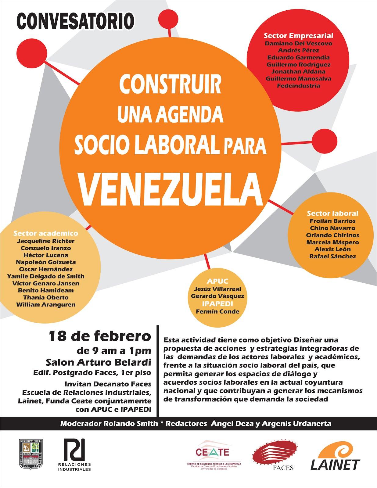 Agenda Socio Laboral