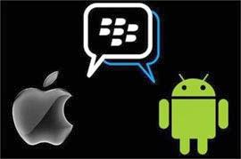 Fitur BBM untuk Android dan iPhone