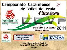 4ª Etapa Itapema 2011