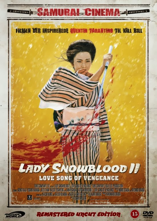 Lady Snowblood 2: Love Song of Vengeance 1974