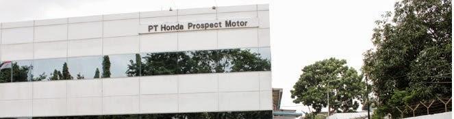 PT Honda Prospect Motor (HPM) Karawang Kawasan Industri Mitra Karawang (KIM)