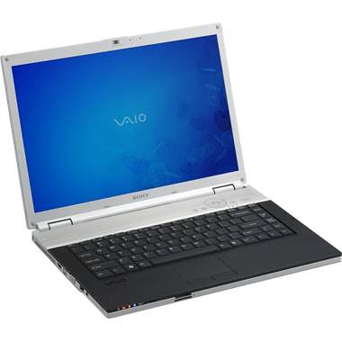 new Sony VAIO VGN-FZ240N-B 15.4