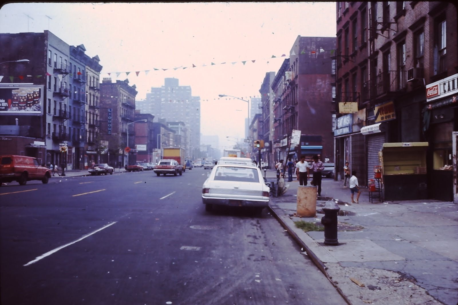 The Vintage Machine New York City Ny 1970s