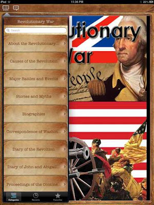 New App Highlights American Revolution