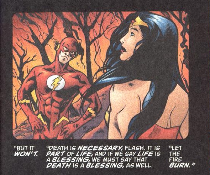 Wonder Woman Comics Quote-10
