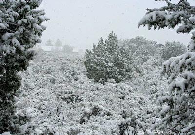 southern utah snow