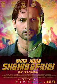 Main Hoon Shahid Afridi Movie Posters