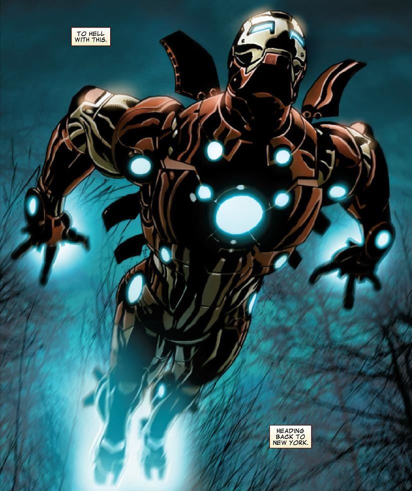 Iron Man Comics Quote-5