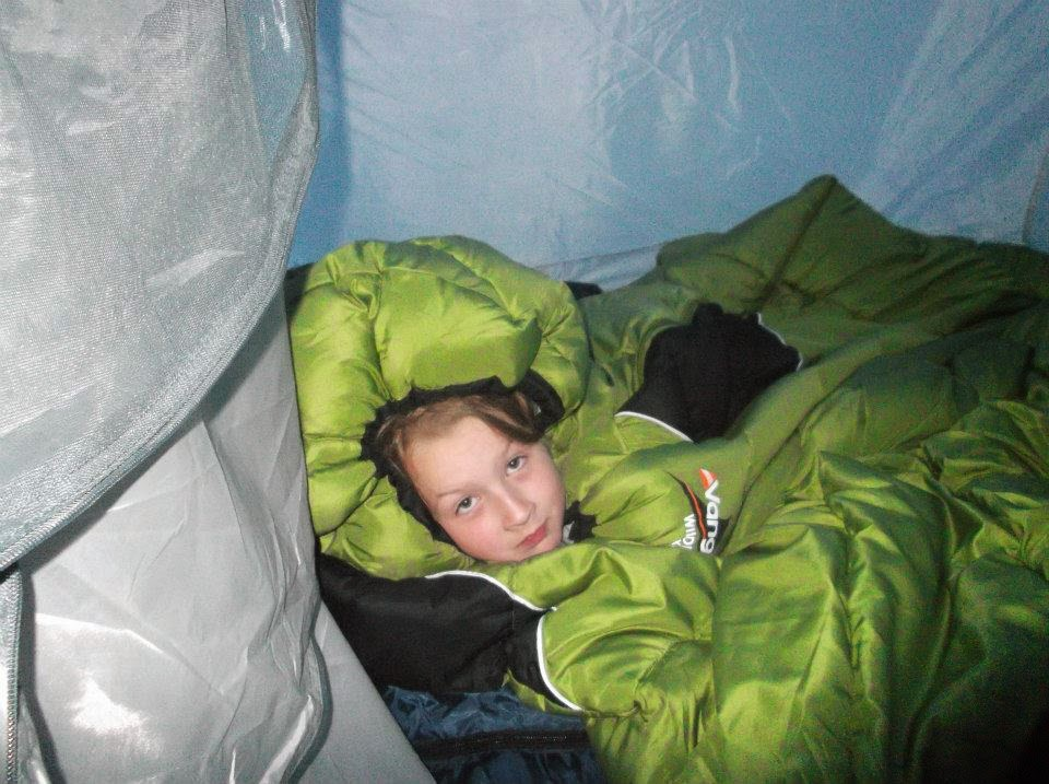 Buy Good Sleeping Bags!