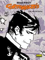 Corto Maltés - Las Helvéticas,Hugo Pratt,Norma Editorial  tienda de comics en México distrito federal, venta de comics en México df
