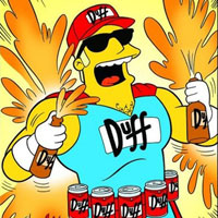 The Top 50 Animated Characters Ever: 39. Duffman