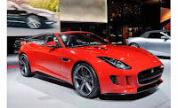 Hot Car with Curvaceous Style – New Jaguar F Type