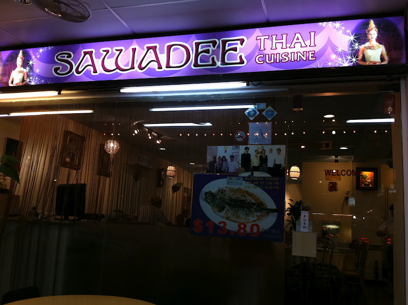 Foodiefc Sawadee Thai Cuisine Sembawang Road