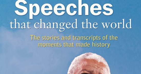 written speeches that changed the world I have a dream writings and speeches that changed the world by martin luther king jrpdf written by marina bosch are presented with the new edition completely free.