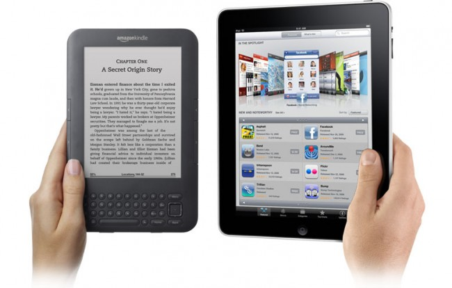 kindle book to ipad mini