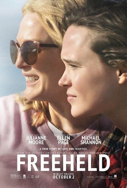 Poster Of Freeheld 2015 720p English BRRip Full Movie