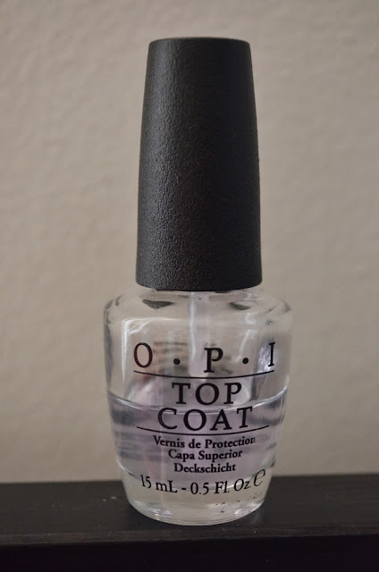 nail polish clear bottle