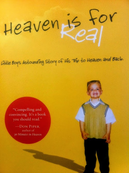 review heaven is for real book