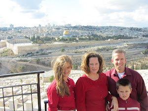 Family on Mount of Olives