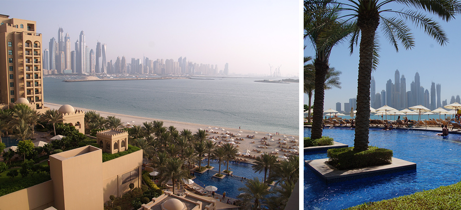 Ynas Reise BLog | VAE | The Palm, Jumeirah | Hotel Fairmont The Palm