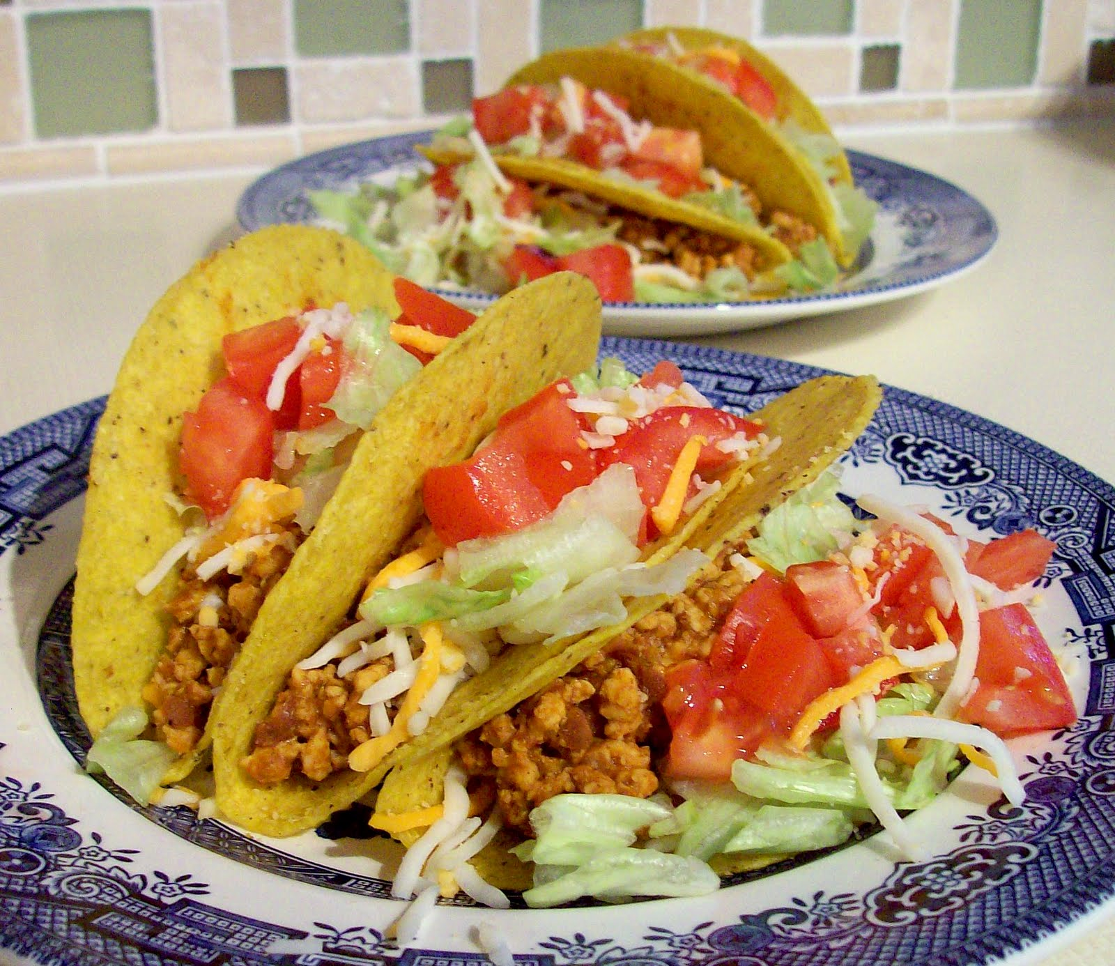 Low fat dinner recipes with ground turkey tacos