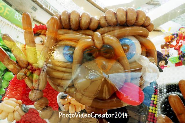 2015 TIBA 台灣國際氣球藝術大會 中型氣球藝術創作賽