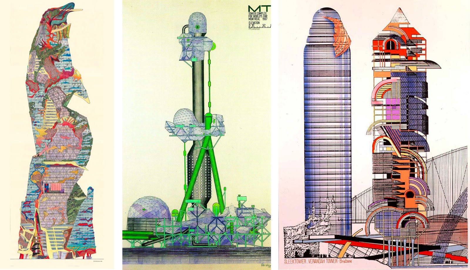 Jessica Angel Notes The Archigram Archival Project