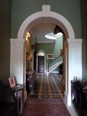 Entrance Hall Burton Court