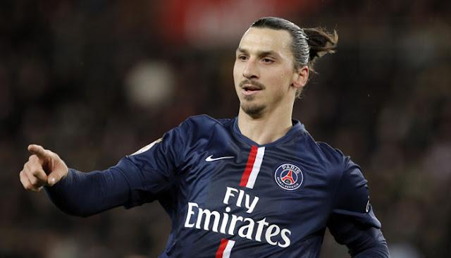 Zlatan Ibrahimovic Tak Akan Pindah Ke AC Milan