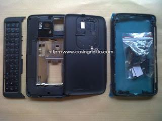 harga casing nokia n900