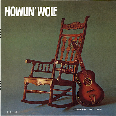 Howlin\' Wolf - Howlin\' Wolf (2nd Album US 1962)