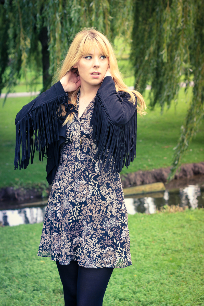Miss Selfridge 70s Fashion