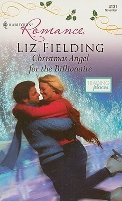 Christmas Angel for the Billionaire by Liz Fielding