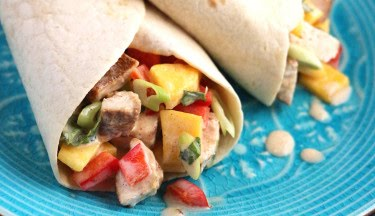 The Recipe File: Moroccan Spice-Rubbed Turkey Wraps