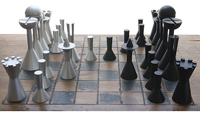 Creative and Unusual Chess Sets (15) 12