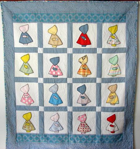 Dutch Doll quilt