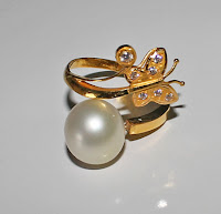 Model Cincin Mutiara