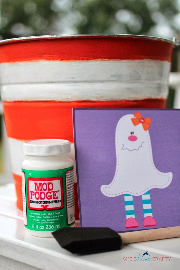 How To Get Mod Podge Out Of Paint Brushes