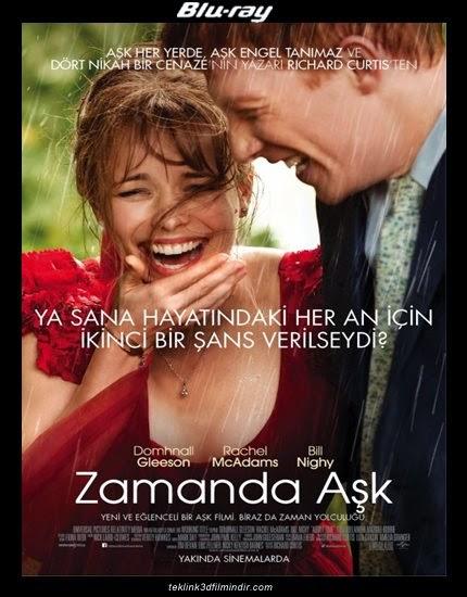 Zamanda Aşk: About Time (2013) afis