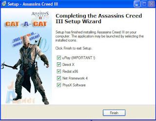 ลงเกมส์  Assassin's Creed 3