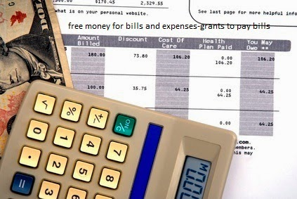 Free Grants to Pay Bills and Expenses